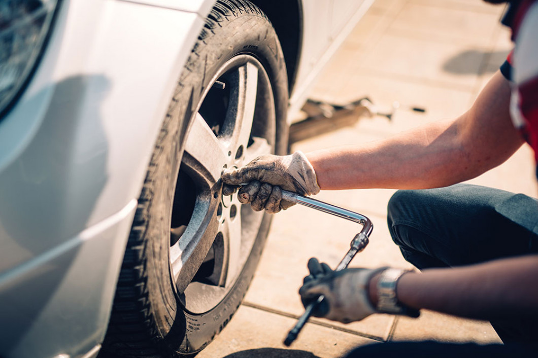 tire repair in Victoria, TX
